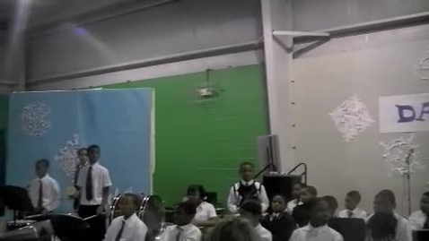 Thumbnail for entry DAAS Band at the winter concert