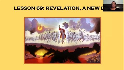 Thumbnail for entry Bible 7A/7C Lesson 69 Revelation