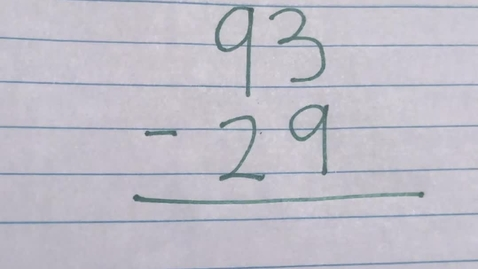 Thumbnail for entry Math 3/25 - Video 1 - Going over Monday's problems