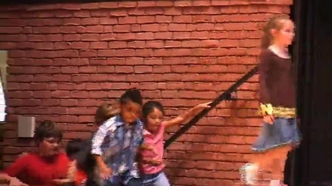 Thumbnail for entry Missoula Children's Theatre The Secret Garden Auditions in Hobbs, NM 2011