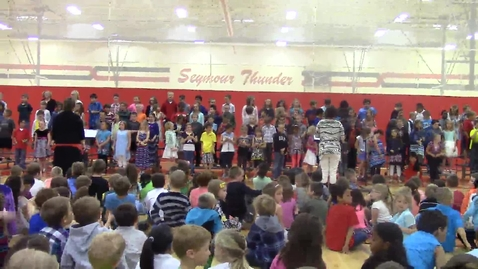 Thumbnail for entry Rock Ledge Primary School's Spring Music Concert May 2016 – part 3