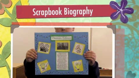 Thumbnail for entry Steve's Scrapbook Biography