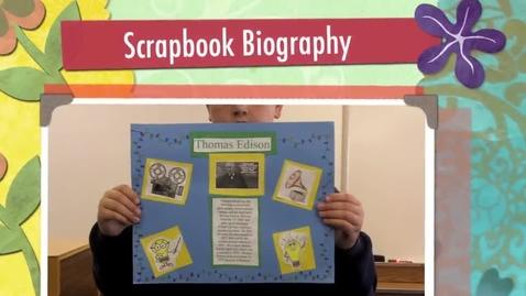 Thumbnail for entry Steve's Scrapbook Biography