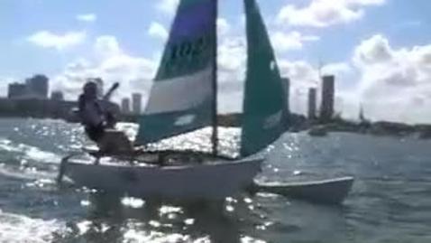 Thumbnail for entry Savior for Sailing