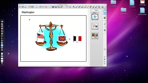 Thumbnail for entry Foreign policy cartoon project23