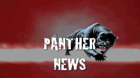 Thumbnail for entry PantherNews: 11/08/11