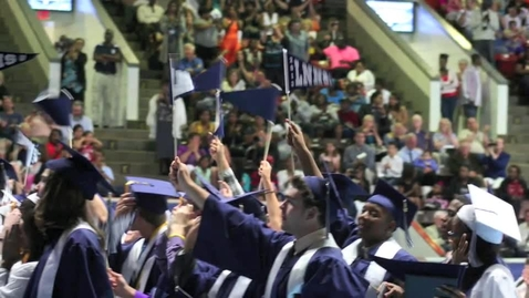 Thumbnail for entry Loy Norrix High School Graduates, 2013