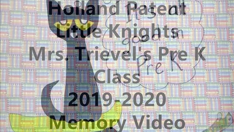 Thumbnail for entry Mrs. Trievel End of Year Video June 2020