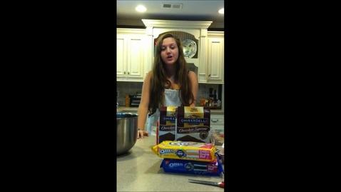 Thumbnail for entry Leigh's Oreo Brownie Pastelitos