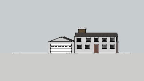 Thumbnail for entry salt box house,phs