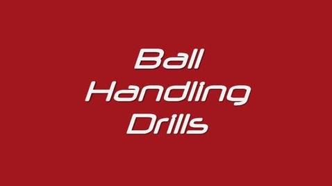 Thumbnail for entry Ball Handling Slaps and Taps