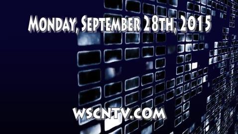 Thumbnail for entry WSCN 09.28.15