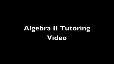 Thumbnail for entry JLandham_Stem and Leaf Diagram/ Estimating Solutions