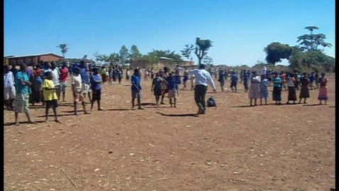 Thumbnail for entry Duck Duck Goose in Malawi, Africa