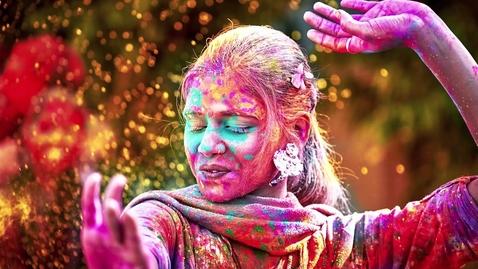 Thumbnail for entry Holi - Ajna Dance Company