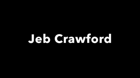 Thumbnail for entry Jeb Crawford Autobiography
