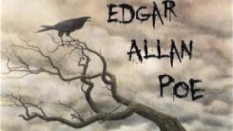 Thumbnail for entry Jayden's Edgar Allan Poe Project