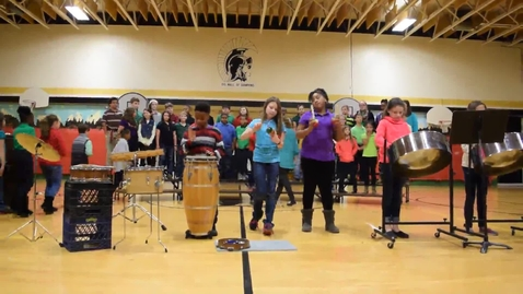 Thumbnail for entry Music Discovery Night - 12/14/15 - Steel Drum Intro
