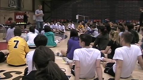 Thumbnail for entry Badminton 2009-10