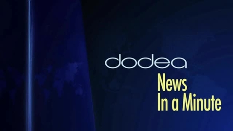 Thumbnail for entry DoDEA News In A Minute