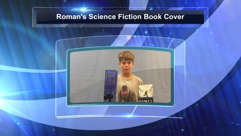 Thumbnail for entry Roman's Science Fiction Book Cover