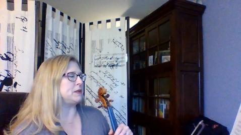 Thumbnail for entry String Basics  Bk 1 for Violin and Viola Pages 30-31 - Grade 6