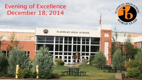 Thumbnail for entry Evening of Excellence (FHS) 2014