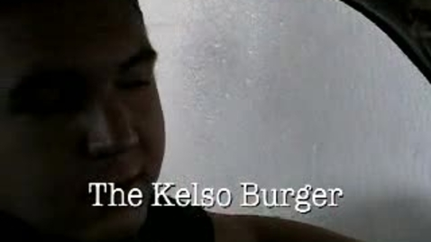 Thumbnail for entry The Kelso Burger (archive video 2008)