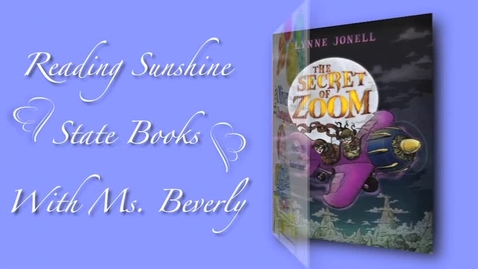 Thumbnail for entry Reading Sunshine With Ms. Beverly - Out Of My Mind