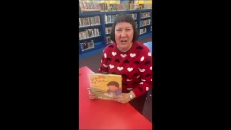 Thumbnail for entry Valentine's Day Read-Aloud with Mrs. Susan