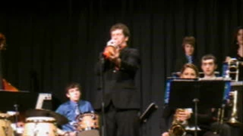 Thumbnail for entry Jazz Trumpet, Hawkeye Wiemers