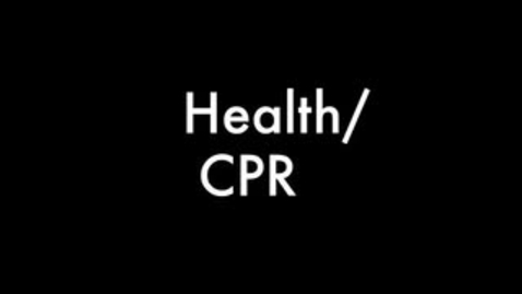 Thumbnail for entry Chemawa Health/CPR