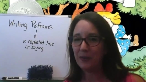 Thumbnail for entry Learn to Write Fairy Tale Refrains