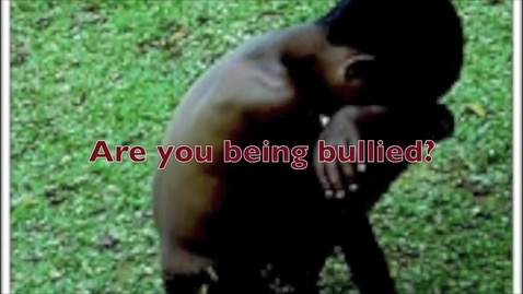 Thumbnail for entry Interventions of bullying.