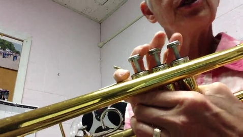 Thumbnail for entry End Zone 1st trumpet pt 2