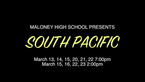 Thumbnail for entry South Pacific Trailer