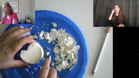 Thumbnail for entry ASL: Mrs. Luczak's Soap Carving Tips