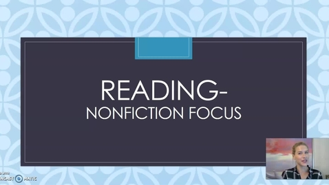 Thumbnail for entry Close Reading Questions