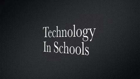 Thumbnail for entry Technology in a Small School
