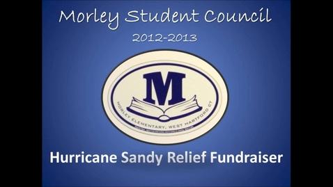 Thumbnail for entry Hurricane Sandy Fundraiser Video
