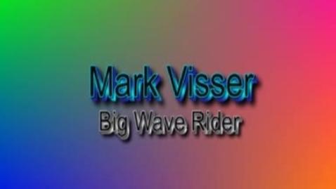 Thumbnail for entry Mark Visser Interview