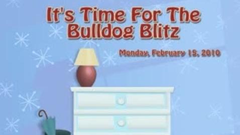 Thumbnail for entry Bulldog Blitz 9 February 15, 2010