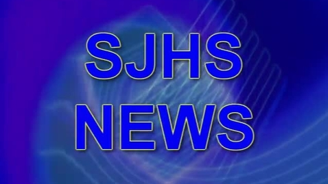 Thumbnail for entry 2/12/14 SJHS NEWS