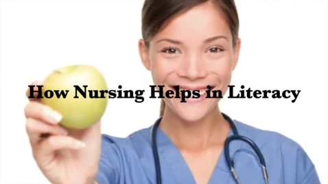 Thumbnail for entry How Nursing Helps in Literacy