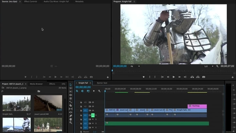 Thumbnail for entry Export video from Premiere Pro