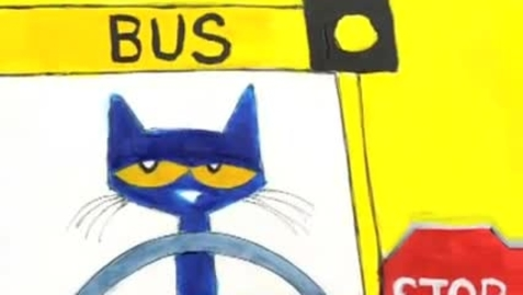 Thumbnail for entry Pete the cat Wheels on the Bus