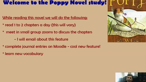 Thumbnail for entry Poppy Chapter 1
