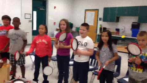 """Thumbnail for entry 14-15 Ms. Ramage's 3rd grade class """"Spring is here"""""""