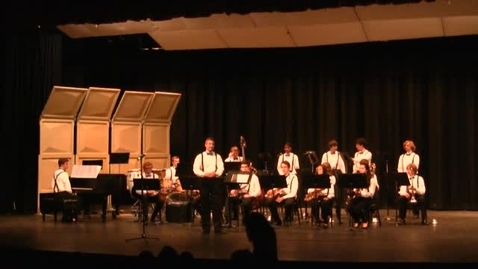 Thumbnail for entry CHS Orchestra/Jazz Band 5-23-12