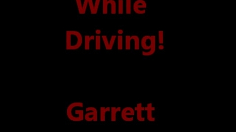 Thumbnail for entry Anti texting while driving campain